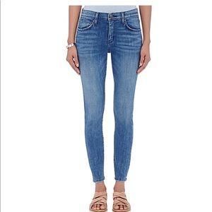 Current/Elliott High Waist Stiletto Stockton Jeans